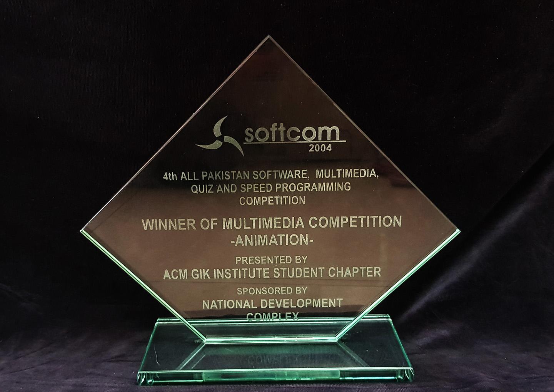 Awards – Saleha Alvi Portfolio Website